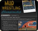 Mud Wrestling Championship!